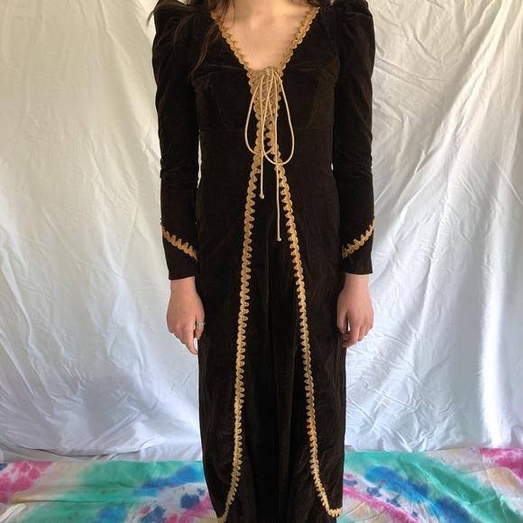 129f3d5662894 Black Label Gunne Sax Dress